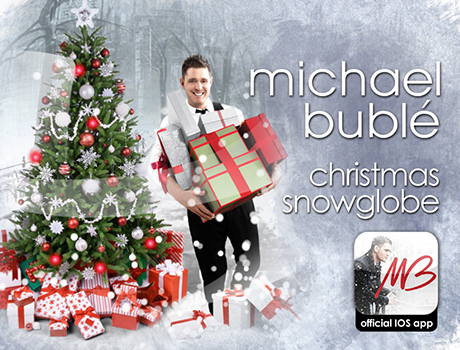 Michael Bublé Mobile App