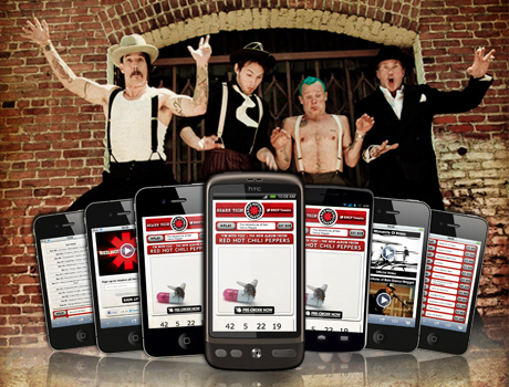 Red Hot Chili Peppers – Album Launch