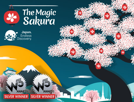 The Magic Sakura
